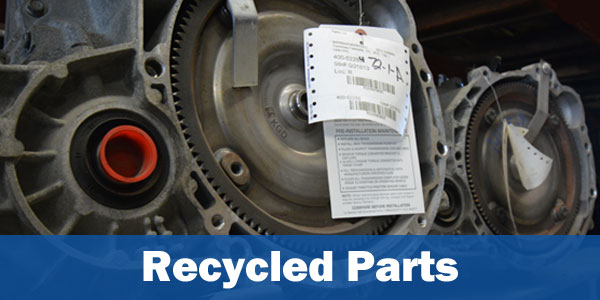 Discount prices on used auto parts in Virginia